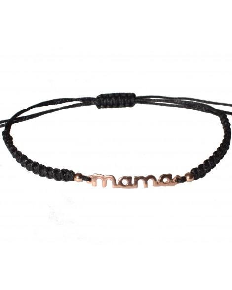 Bραχιόλι mama- Ασήμι 925°