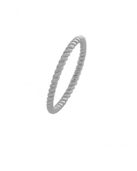 Δαχτυλίδι βεράκι - Ασήμι 925°