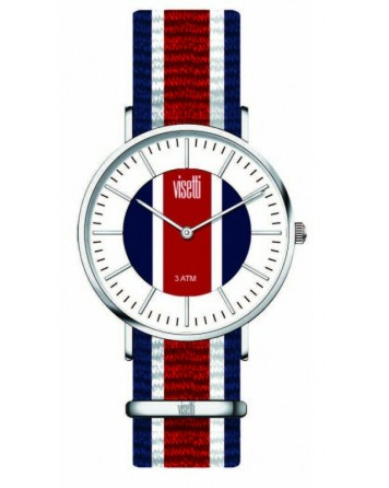 Visetti - Ανδρικό ρολόι-PE-SW797S-BR
